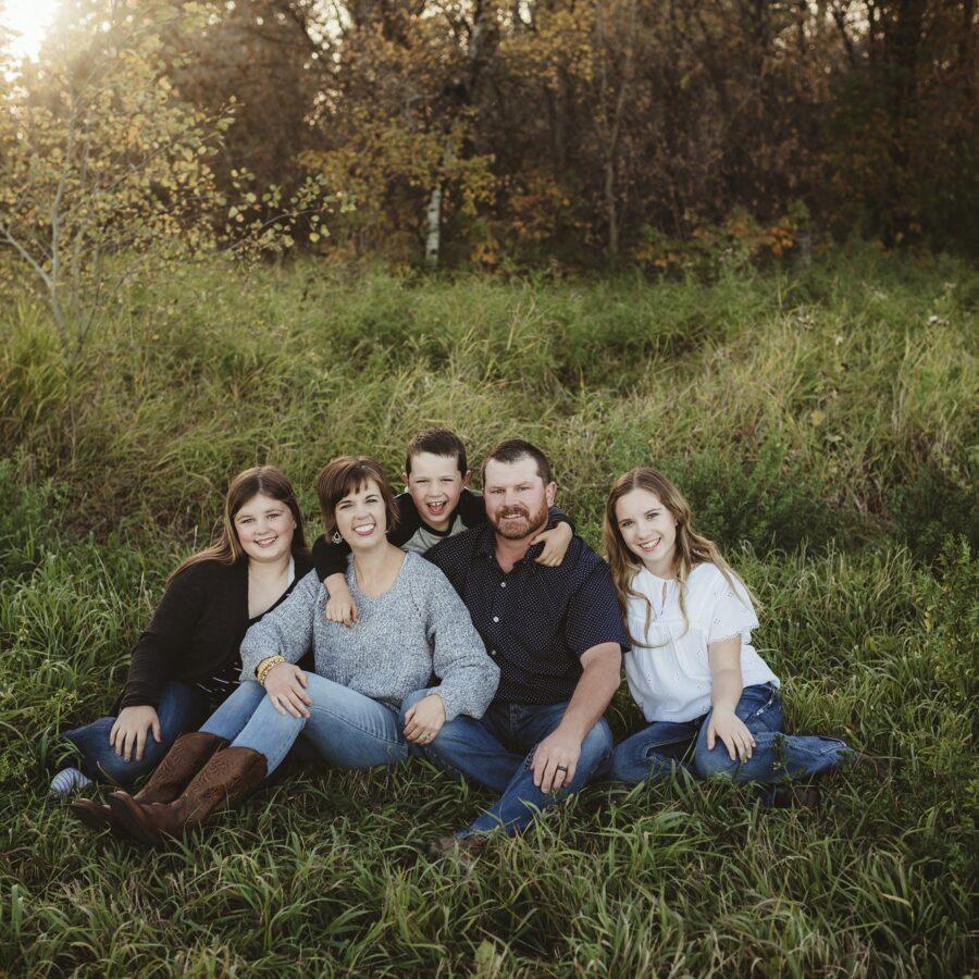 Lazuli Farms family photo
